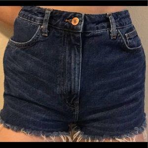 Forever 21 Mom Shorts